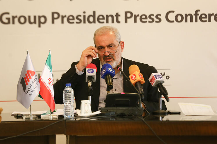 عباس علیآبادی، مدیرعامل شرکت مپنا