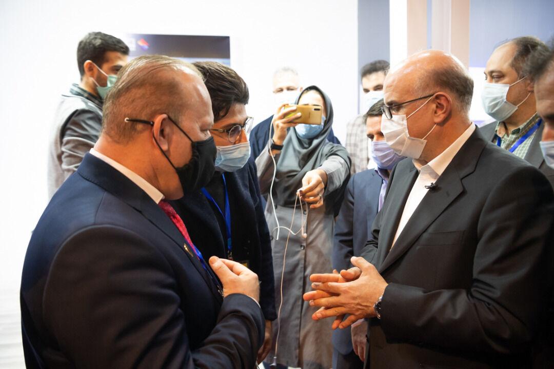 امیدواری معاون وزیر نفت به گسترش روابط ایران و کردستان عراق