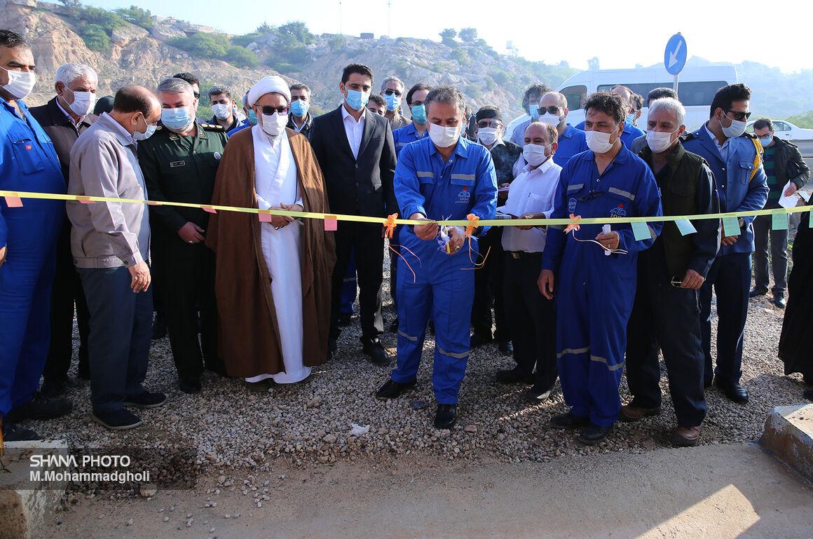 بهرهبرداری از ۴ پروژه شرکت نفت فلات قاره ایران در خارک