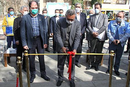 سامانههای شرایط اضطراری شرکت گاز خراسان رضوی رونمایی شد
