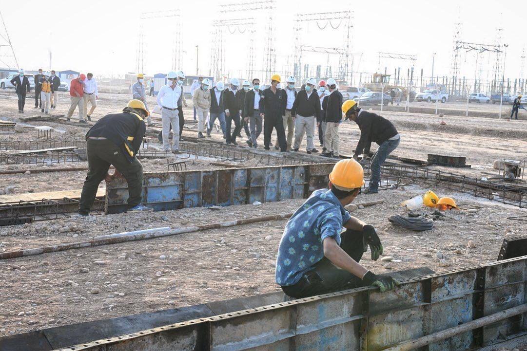 تکاپوی ارتش ۱۳۰۰ نفره برای توسعه میدان آزادگان جنوبی