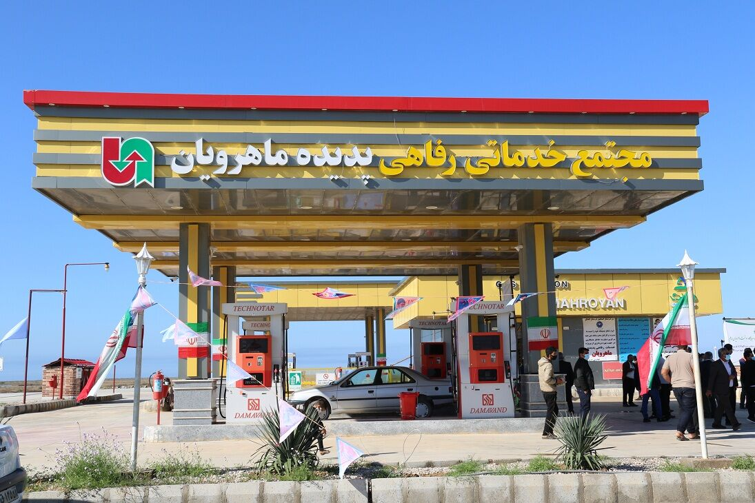 افتتاح یک جایگاه اختصاصی عرضه سوخت در منطقه بوشهر