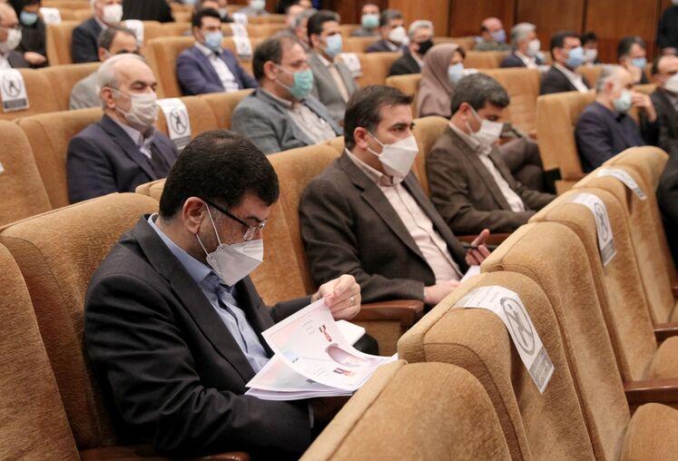 محمد مشکینفام، مدیرعامل شرکت نفت و گاز پارس