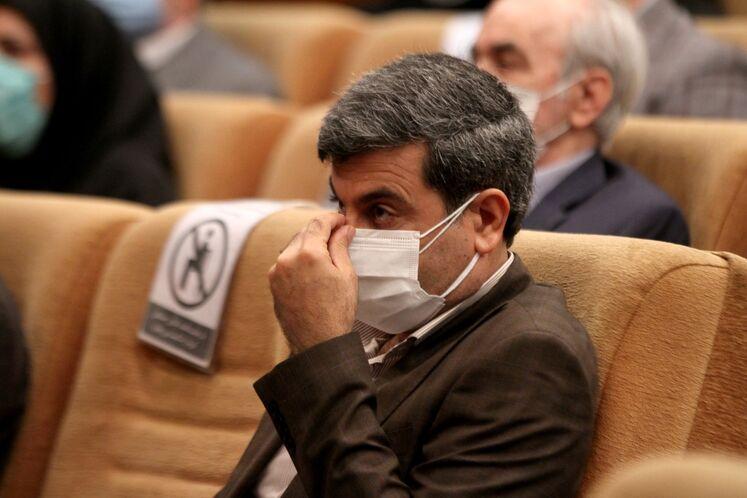 احمد محمدی، مدیرعامل شركت ملی مناطق نفتخیز جنوب