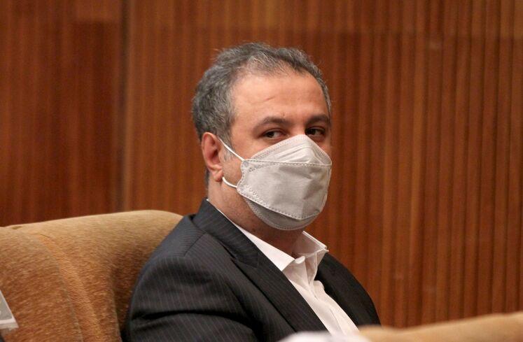 علیرضا سلمانزاده، مدیرعامل شرکت نفت فلات قاره ایران