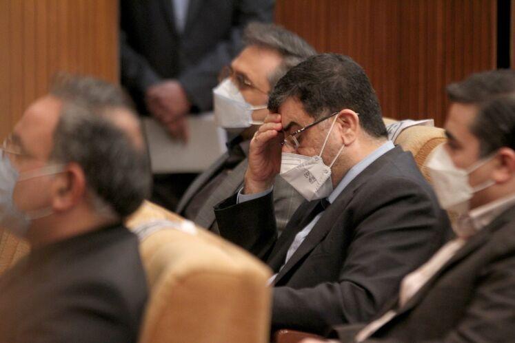 محمد مشکین فام، مدیرعامل شرکت نفت و گاز پارس