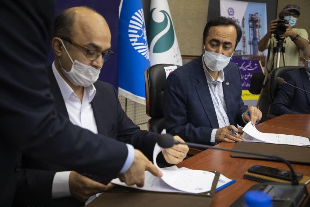 تفاهمنامه ۱۵ هزار میلیاردی بانک تجارت و هلدینگ خلیج فارس امضا شد