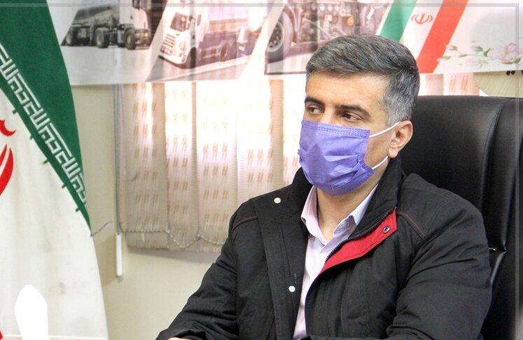 جابهجایی ۲ میلیارد لیتر سوخت به همت ناوگان حملونقل در منطقه همدان