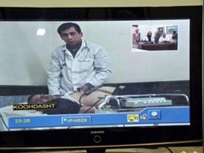 برنامه توسعه تلهمدیسین در مراکز درمانی نفت کلید خورد