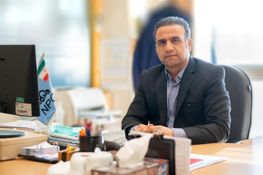 رئیس دفتر توسعه صنایع پاییندستی شرکت ملی صنایع پتروشیمی منصوب شد