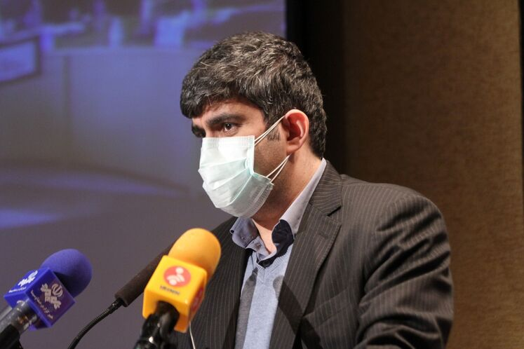 علیرضا صادقآبادی، مدیرعامل شرکت ملی پالایش و پخش فرآوردههای نفتی ایران