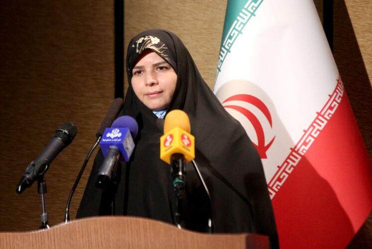 الهام آزاد، نماینده نائین، خور و بیابانک در مجلس شورای اسلامی