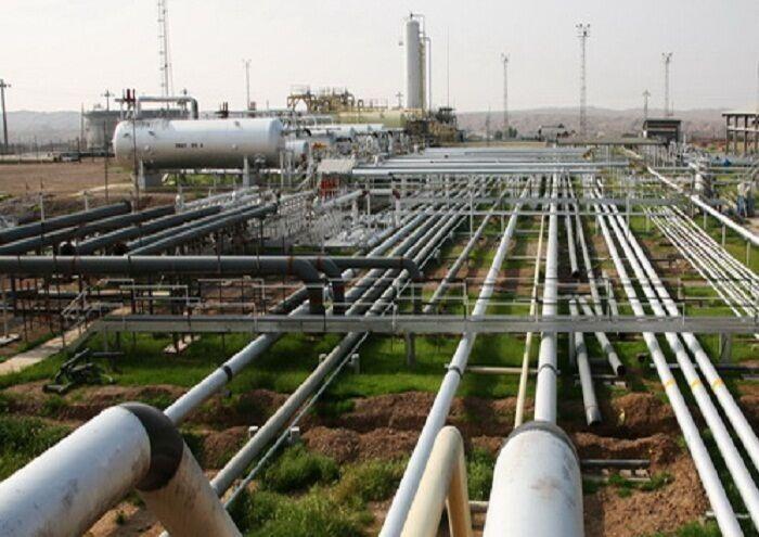 اجرای عملیات اصلاحی خطوط لوله جریانی در آغاجاری
