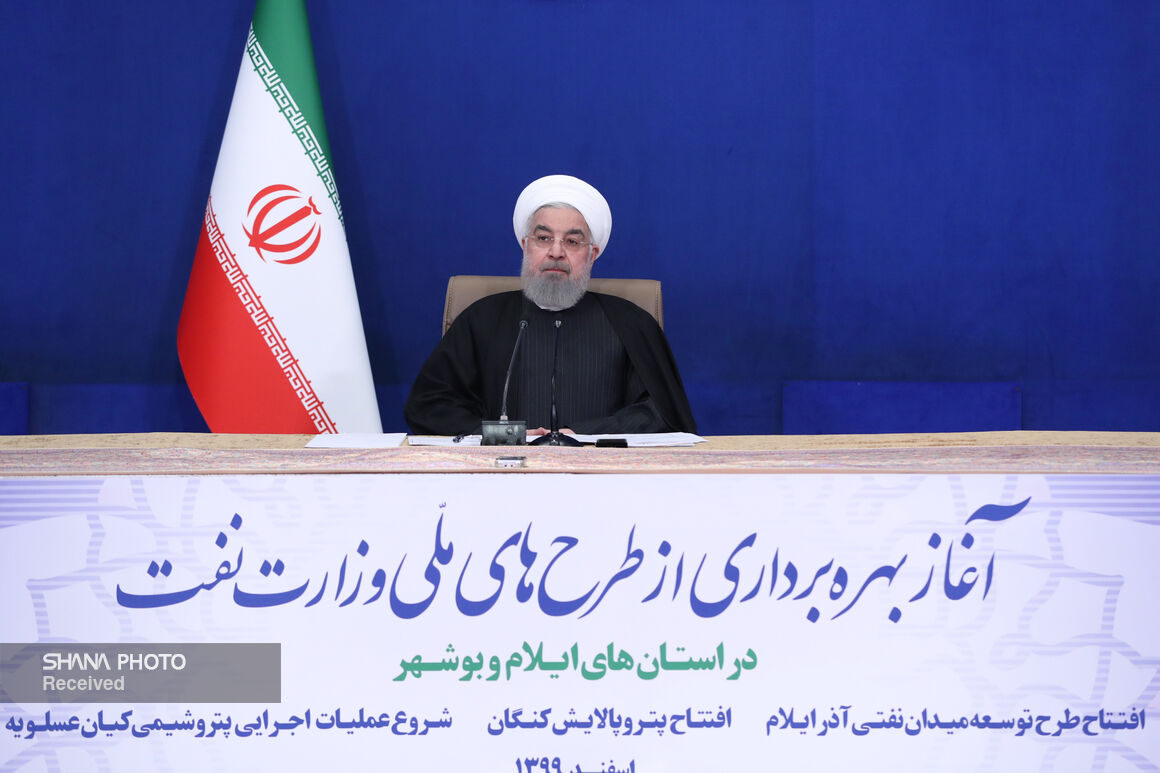 Rouhani Orders Construction of Key Petchem Project