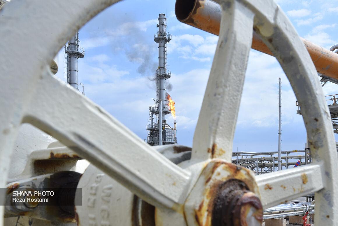 شرکت ملی نفت ایران در سالی که گذشت