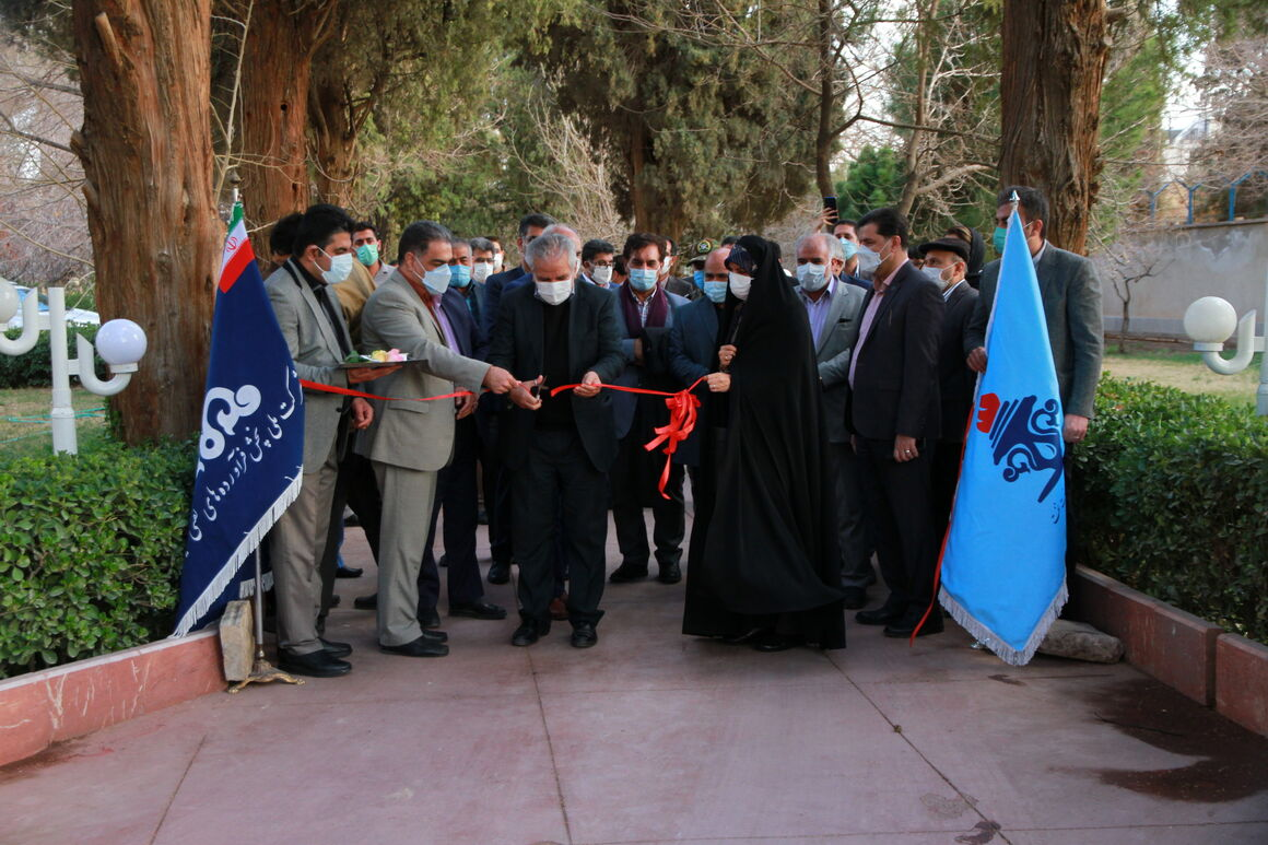 آیین گشایش موزه نفتسوزهای کرمان