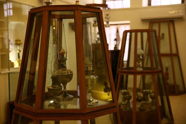 موزه نفتسوزهای کرمان