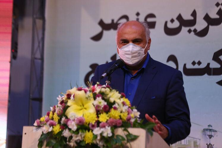 فریدون فعالی،مدیرکل میراث فرهنگی استان کرمان