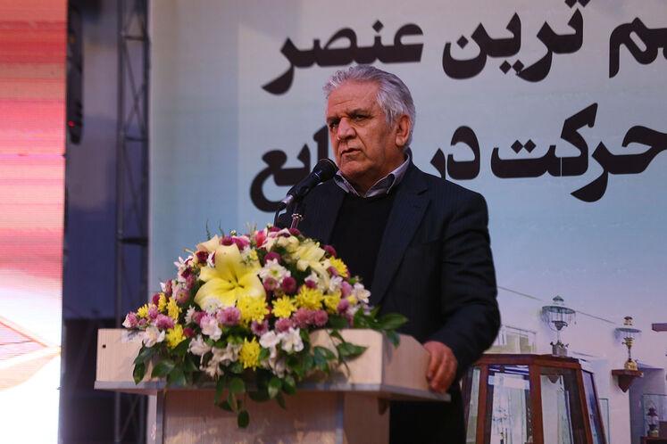 عباس کاظمی، مدیرعامل پیشین شرکت ملی پالایش و پخش فرآوردههای نفتی ایران