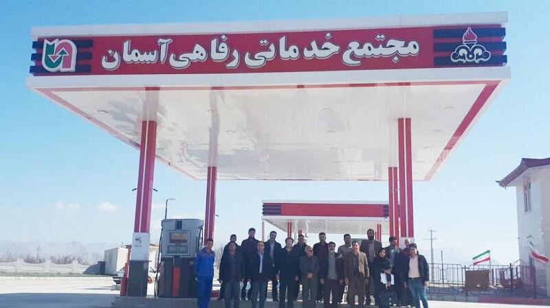 شمار جایگاههای عرضه فرآوردههای نفتی در کرمانشاه به ۱۶۰ باب رسید