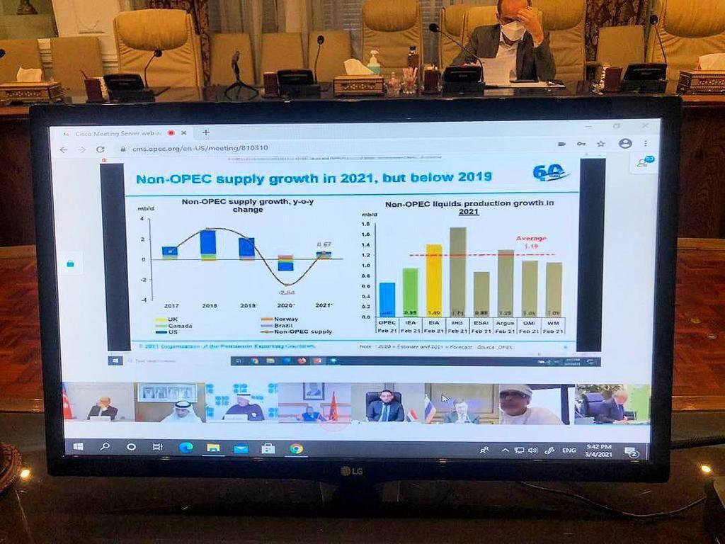 اظهار امیدواری رئیس اوپک به ایجاد ثبات در بازار نفت