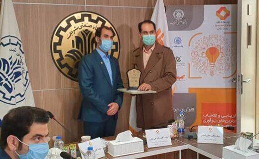 طرح اسیدکلریدریک تولیدی پالایشگاه بندرعباس محصول برتر ایرانی شد