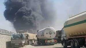 هیچیک از مخازن منفجرشده در افغانستان در مالکیت شرکت پخش نیست