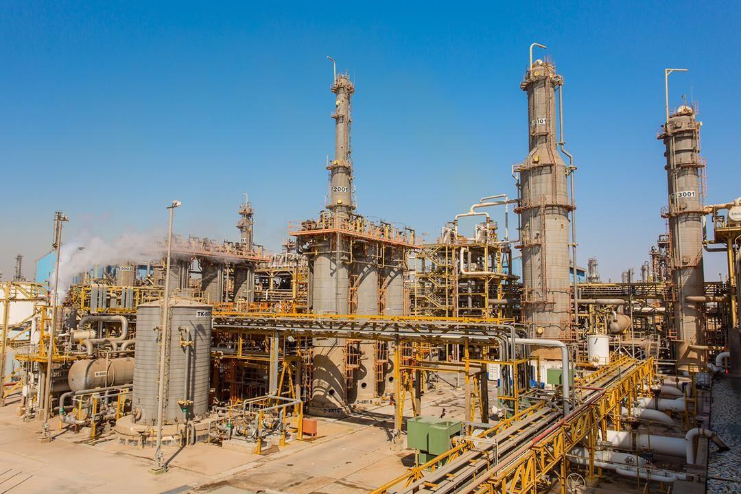 Output of Bandar Imam MTBE Unit Exceeds Nominal Capacity