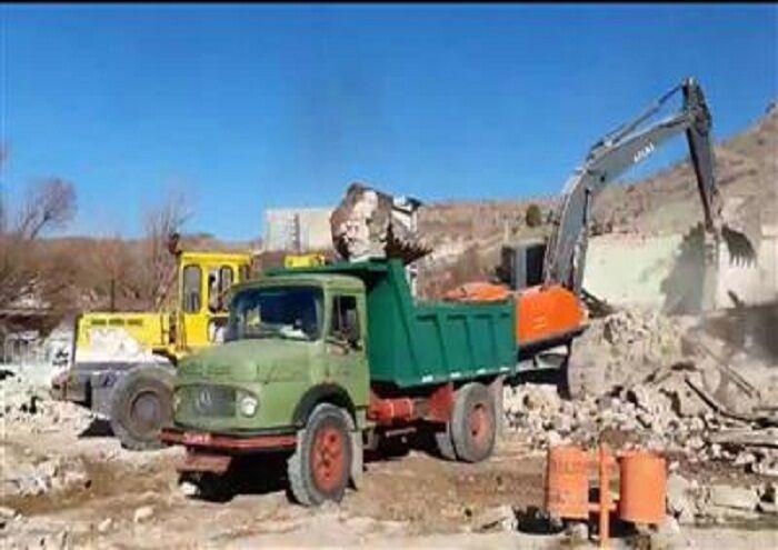 مشارکت نفت و گاز گچساران در بازسازی مناطق زلزلهزده سیسخت