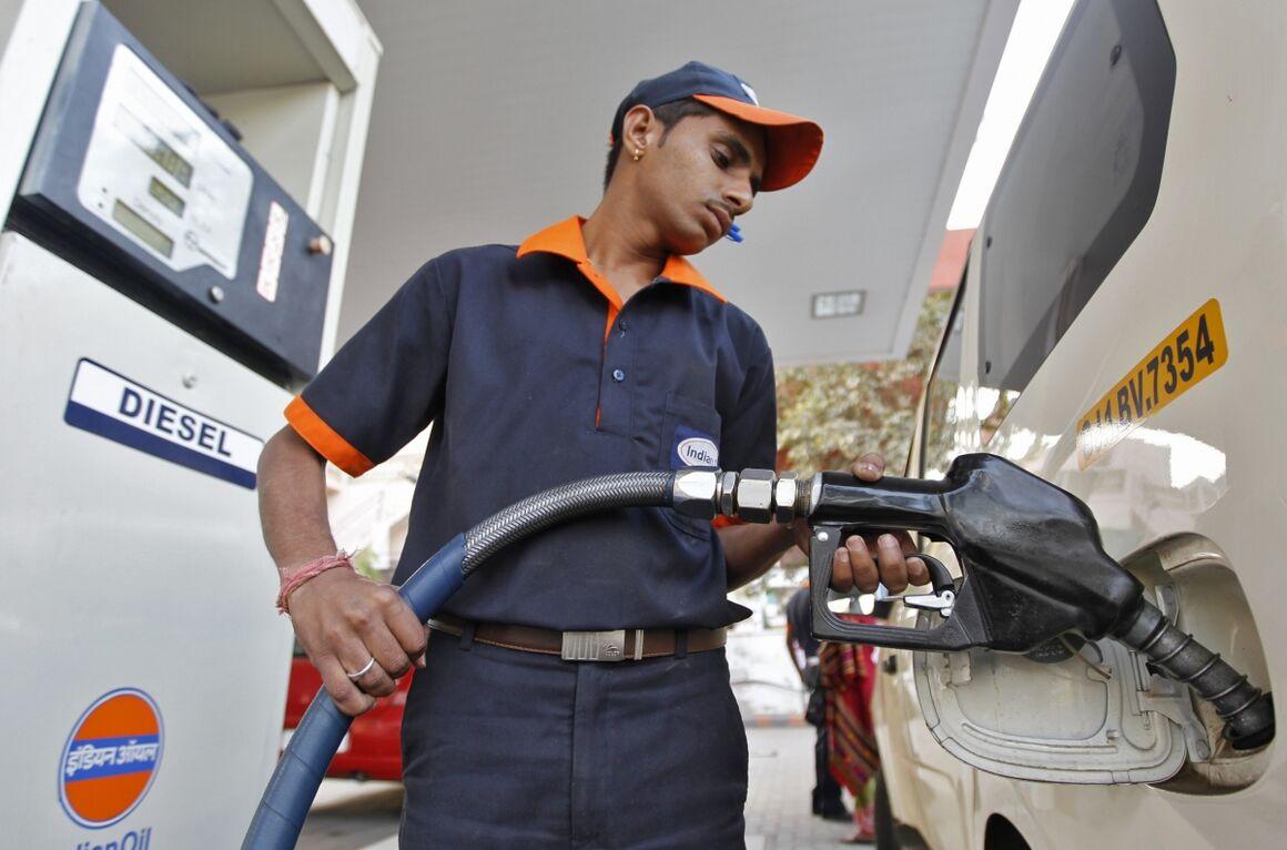 افزایش تقاضای سوخت هند در مارس ۲۰۲۱