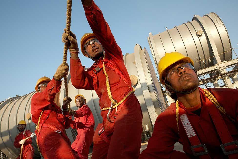 اجرای مرحله دوم توسعه ذخیرهسازیهای راهبردی نفت هند
