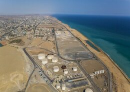 Kharg Oil Storage Capacity Grows