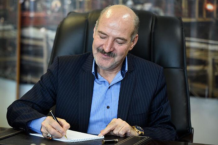 قدردانی معاون وزیر نفت برای رفع نشتی گاز خط لوله هفتم سراسری