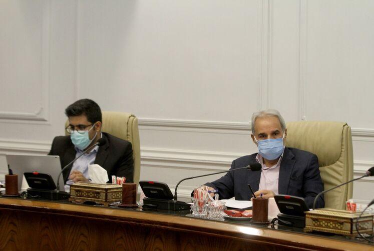 هوشنگ فلاحتیان، معاون برنامهریزی وزیر نفت