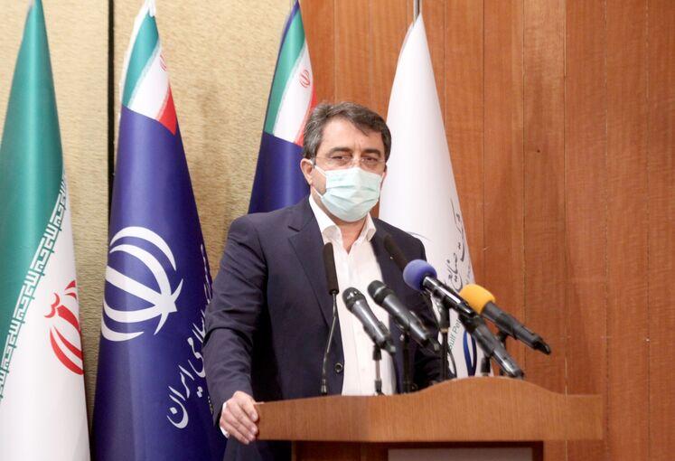 محمود امیننژاد، مدیرعامل شرکت پالایش گاز بیدبلند