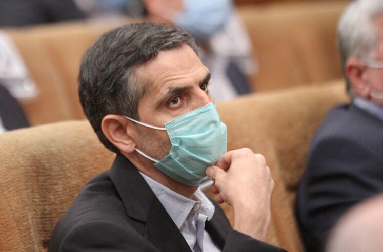 سعید محمدزاده، معاون وزیر نفت در امور مهندسی، پژوهش و فناوری