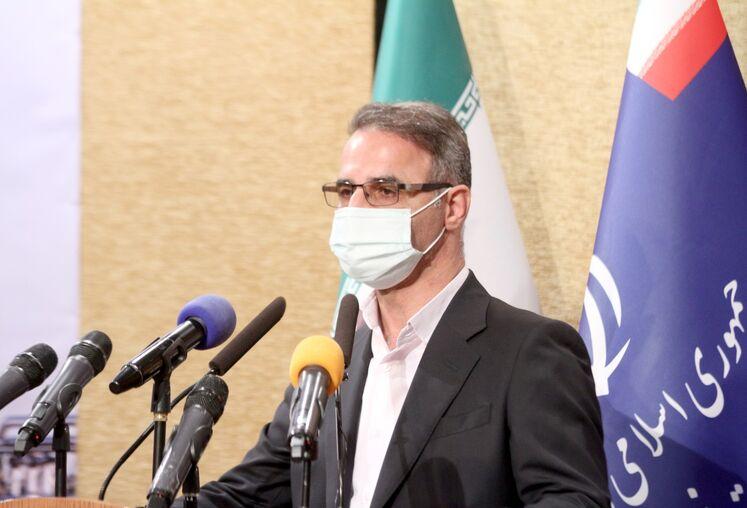 محمدجواد اشرفی، مدیرکل حفاظت محیط زیست استان خوزستان