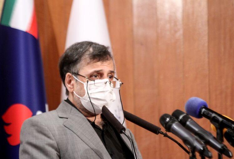 منصور يزدانپناه، مديرعامل شركت توربو كمپرسور نفت (OTC)