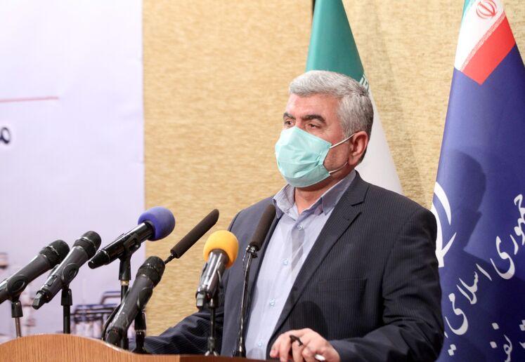 علیرضا ورناصری، نماینده مردم مسجدسلیمان در مجلس شورای اسلامی
