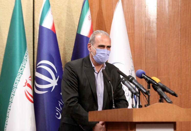مجید بهمنی، مديرعامل شركت مهندسی و ساخت توربین مپنا ( توگا)