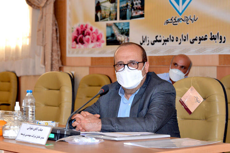 بهرام صلواتی، مدیرعامل شرکت مهندسی و توسعه گاز ایران