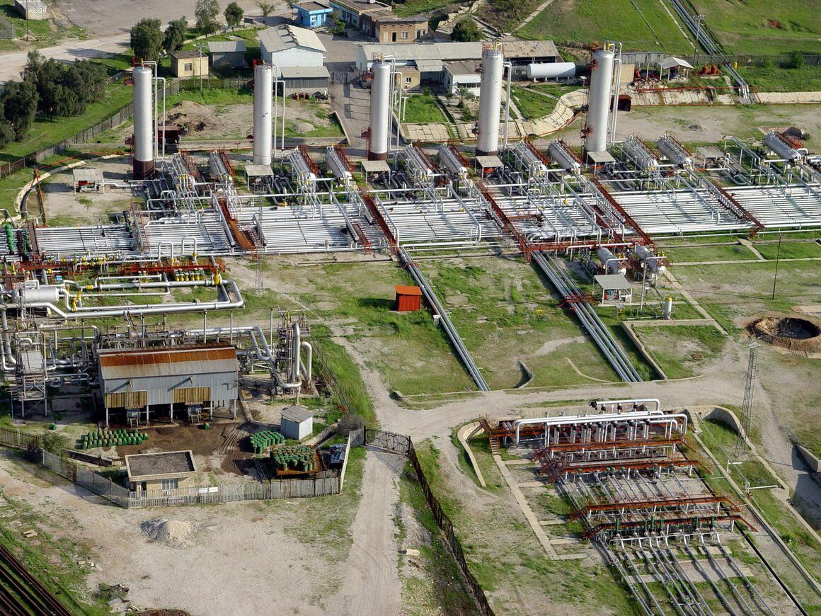 وضع تأسیسات نفتی مطلوب و با ثبات است