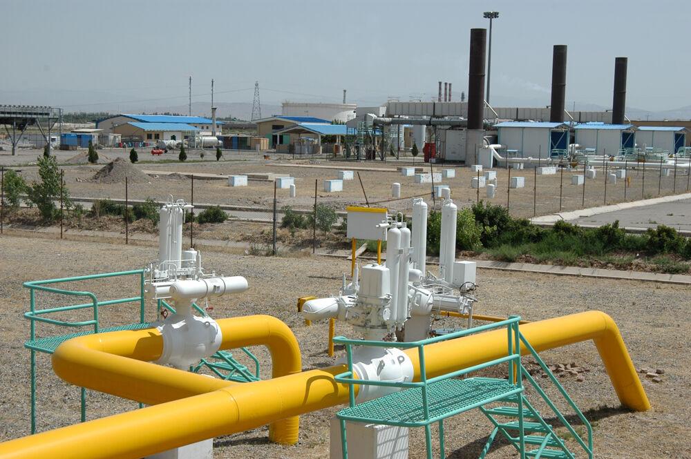 ایستگاه تزریق ازون در منطقه ۷ عملیات انتقال گاز راهاندازی شد
