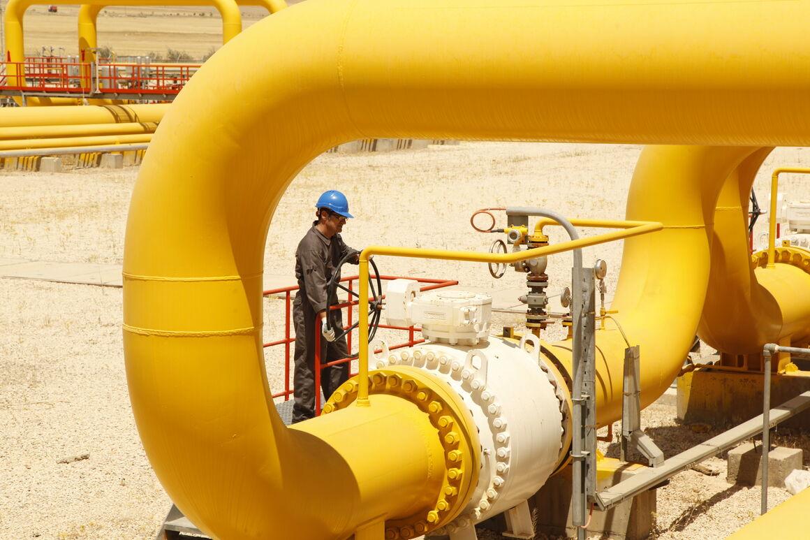 افزایش ۲۰ درصدی مقدار نشتیابی در منطقه یک عملیات انتقال گاز