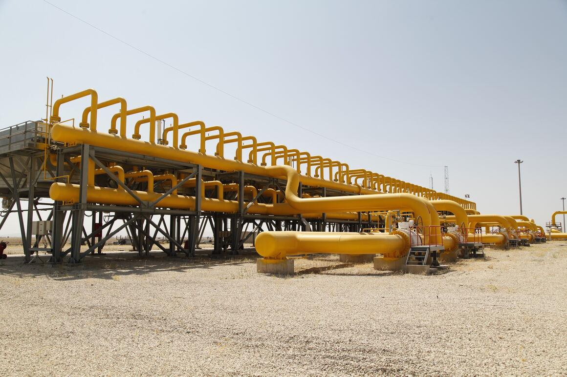 منطقه ۸ عملیات؛ پیشتاز در صیانت از حریم خطوط لوله انتقال گاز