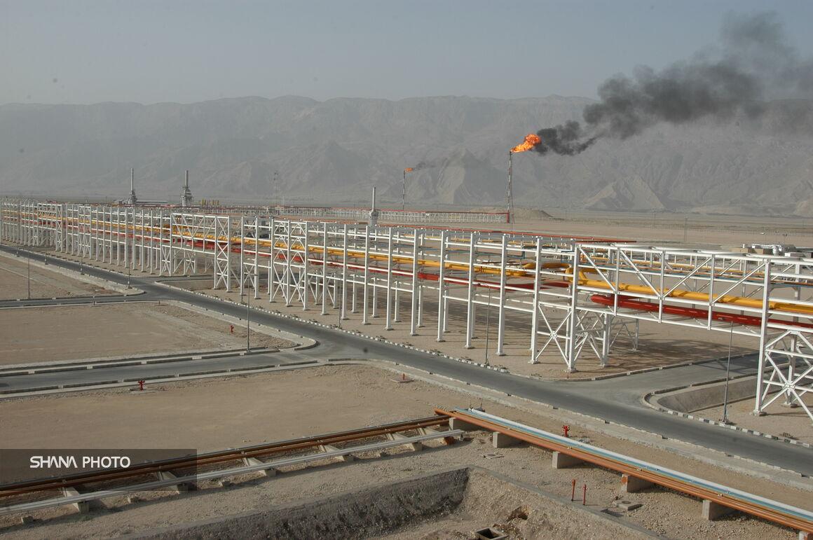 تعمیرات اساسی پالایشگاه گاز پارسیان پایان یافت