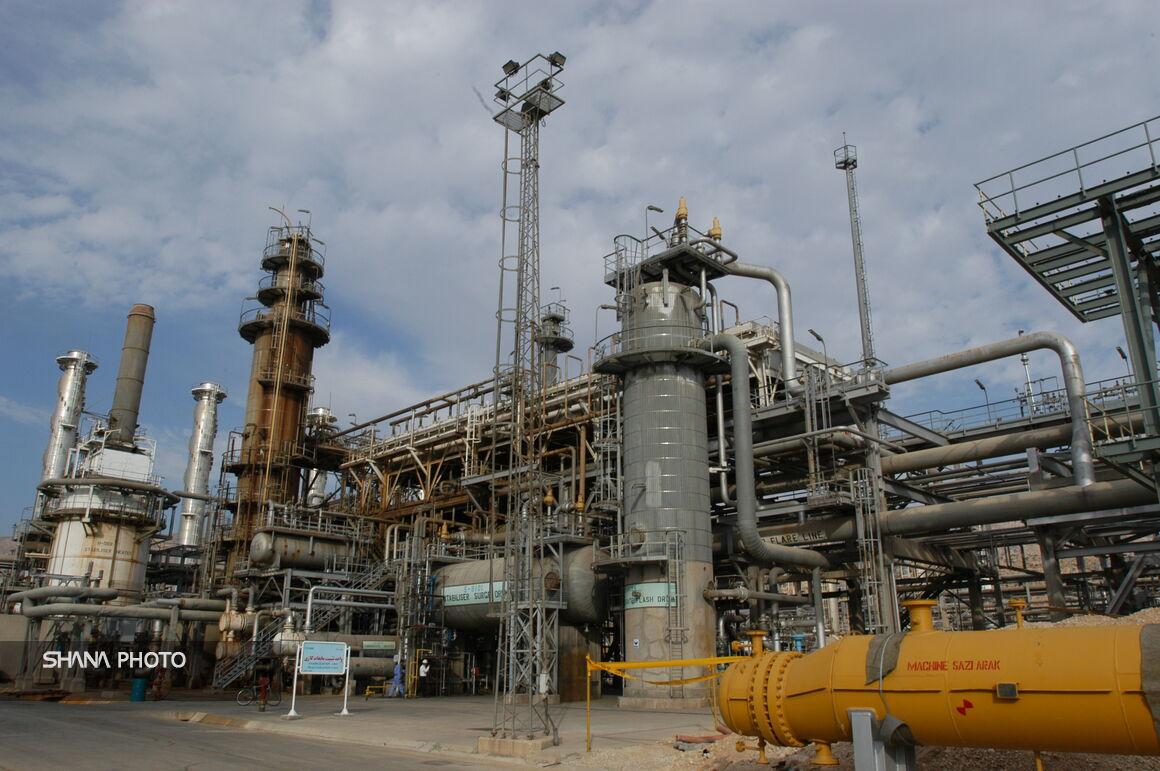 افزایش ۶ درصدی فرآورش گاز در پالایشگاه فجر جم