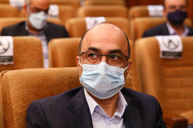 رضا دولتآبادی، مدیرعامل بانک تجارت