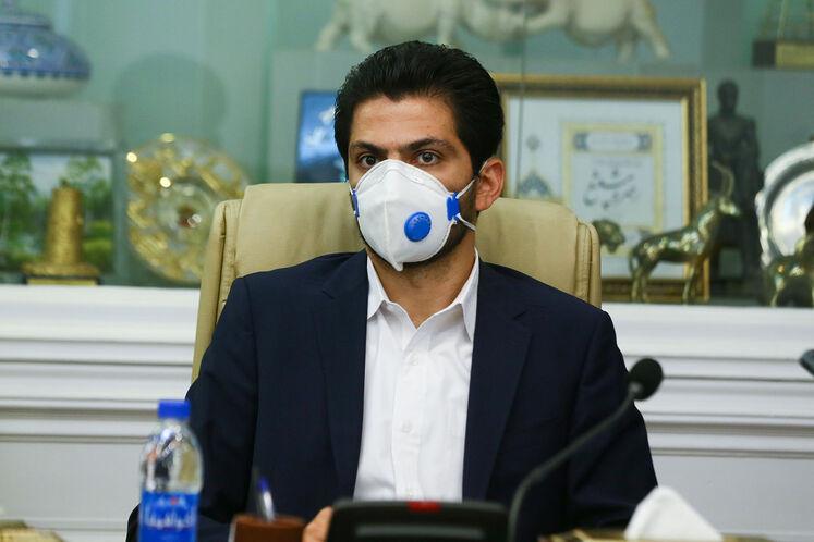 آیدین ختلان، دستیار ارشد وزیر نفت