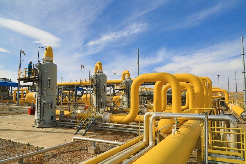 ۲۷ میلیارد مترمکعب گاز طبیعی از منطقه ۸ منتقل شد